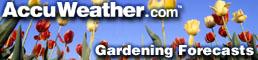 gardenin forecast