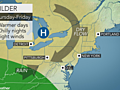 Northeast: Best weather of the week Thursday and Friday