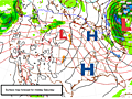 Northeast: Warm to chilly; Rain in the transition