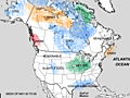 Long-Range Forecast Model Outlook into June