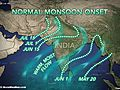 India Monsoon Prospects in 2013
