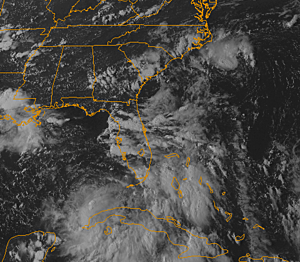 Very busy tropics, but nice for many this weekend