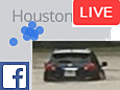 Facebook Live users cover Houston flooding!