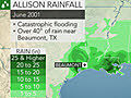 15th anniversary of Tropical Storm Allison's flooding