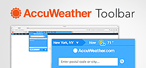 The AccuWeather Toolbar