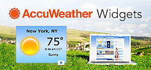 FREE Weather for Your Site
