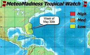Severe weather and possible tropical development