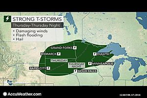 Severe storms return to the Plains and Midwest, East this weekend