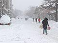 Snow Potential for Atlantic Canada Friday