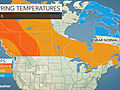 The 2016 spring outlook for Canada