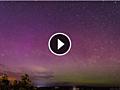 Possible Weekend Aurora, Phoenix Fireball