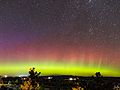 Solar Storm Aurora Photos and Videos