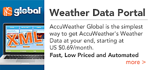Weather Data Portal