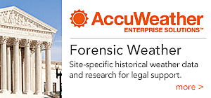Forensic Weather