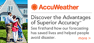 AccuWeather's Superior Accuracy™
