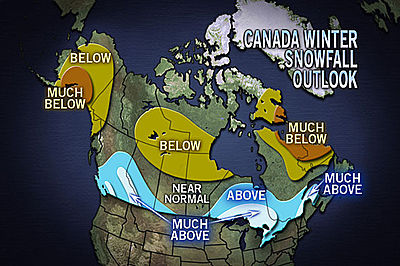 NOAA Previsioni Invernali 2010/2011 U.S.A. 400x266_10251403_canadawintersnowmap