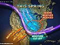 Lingering Winter Chill Suppresses Tornadoes in 2013