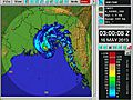 Tropical Cyclone Mahasen Makes Landfall in Bangladesh