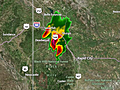 Local Radar: Tracking the Severe Storm Outbreak