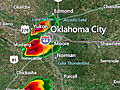 Reports: Tornado Levels Homes in Oklahoma City Suburbs
