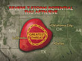 Tornado Threat in Texas, Southwest Oklahoma
