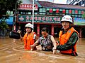 Flooding Rain for Yangtze River Valley This Weekend