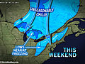 Freeze, Frost Risk For Michigain, Ohio, West Virginia