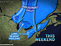 Freeze, Frost Risk From Michigan to Pennsylvania