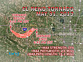 El Reno Tornado Widest on Record