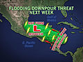 Tropical Atlantic: Monitoring Waters Near Mexico