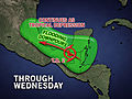 Tropical Depression Flooding Risk Continues for Mexico