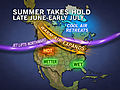 Warmth Ahead for East, Midwest Thanks to Alaska