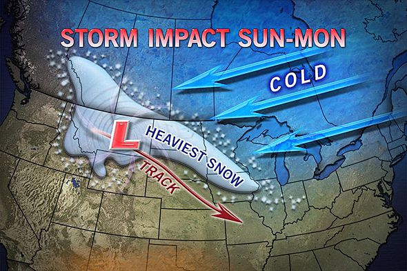 East Coast Major Storm Potential Next Week