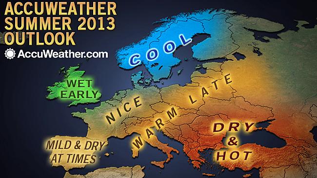Утре во 7 часот и 4 минути започнува уште едно жешко и доста сушно лето!