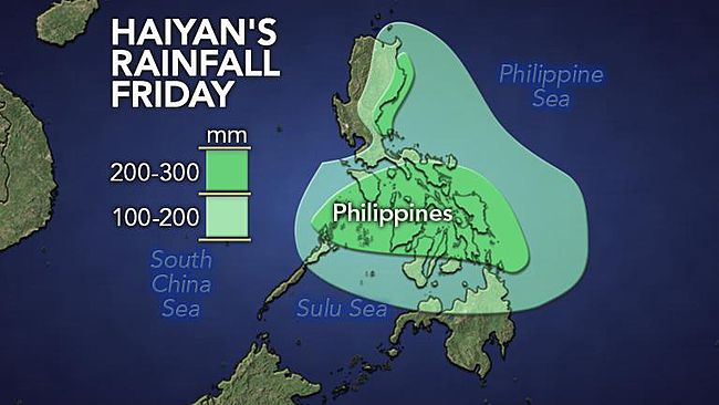 Image d'illustration pour Typhon Haiyan / Yolanda (Philippines) : un cyclone exceptionnel