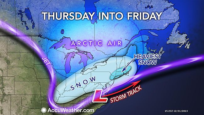 650x366_12311554_hd24 Snowstorm Targets 70 Million in Northeast, Midwest