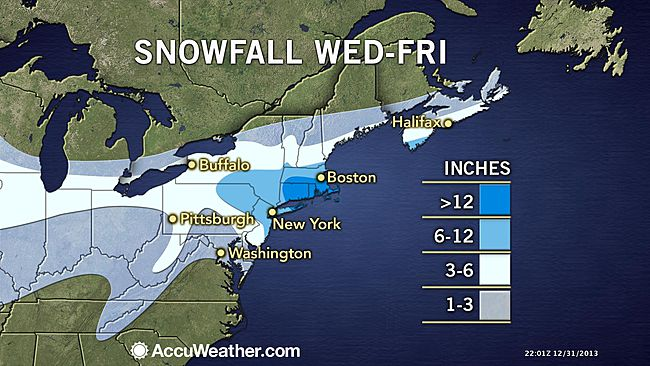 650x366_12312238_hd27 Snowstorm Targets 70 Million in Northeast, Midwest