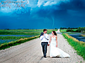 PHOTOS: Tornado Provides Epic Backdrop to Canadian Couples' Wedding Shoot