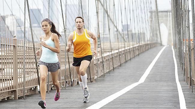 Fitness, Running
