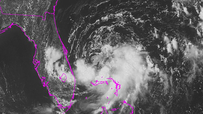 Tropical System to Hug East Coast Into July Fourth