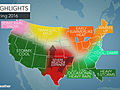 US spring forecast: March snow to threaten Northeast; April warmth to fuel widespread severe weather outbreaks
