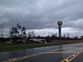 PHOTOS: Massive tornado displaces up to 75 Alabama residents