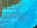 LIVE: Coastal storm unleashes wind-swept snow in Boston