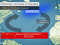 'Cold blob' to be a wild card in the 2016 Atlantic hurricane season