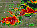 REPORTS: Multiple tornadoes touch down in Illinois Wednesday night