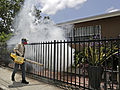 When will the risk for Zika-carrying mosquitoes subside in the US?