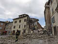 Weekly wrap-up: Strong aftershocks of deadly August quake strike Italy; UN links El Nino to 2016 record for global carbon dioxide levels