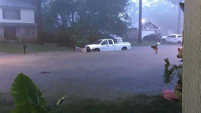 Houston Floods: Disaster Zone Declared After 'Historic' Rainfall