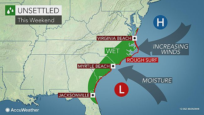 A Tropical Storm May Already Be Brewing in the Atlantic