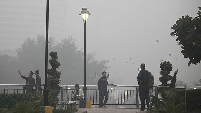 TERI releases 10-point emergency plan to curb pollution